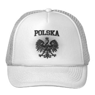 Polska Coat of Arms Trucker Hat