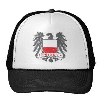 Polska Shield Trucker Hat