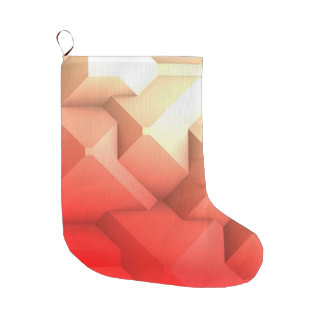 Poly Fun 2C Large Christmas Stocking