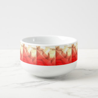 Poly Fun 2C Soup Mug