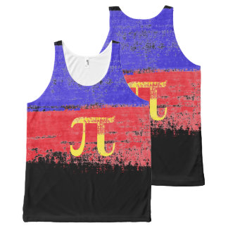POLYAMOROUS FIST All-Over-Print TANK TOP