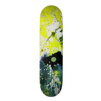 Polychromoptic #12 by Michael Moffa Skate Boards