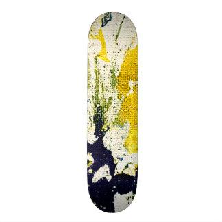 Polychromoptic #13B by Michael Moffa Skateboard Decks
