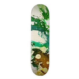Polychromoptic #5 by Michael Moffa Skateboards