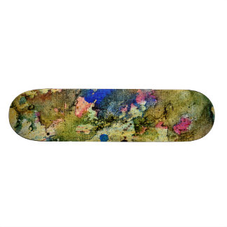 Polychromoptic #6 by Michael Moffa Skateboards
