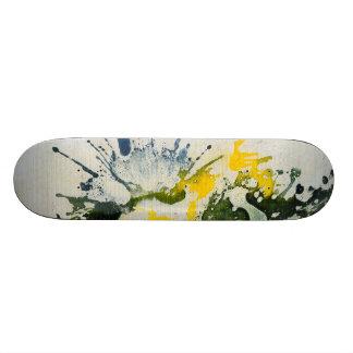 Polychromoptic #8 by Michael Moffa Skate Board Deck