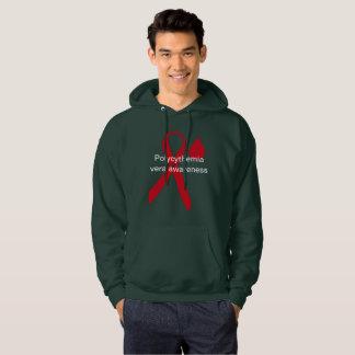 Polycythemia vera awareness hoodie