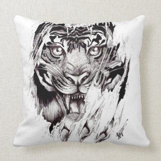 "Polyester cushion ""TIGER """