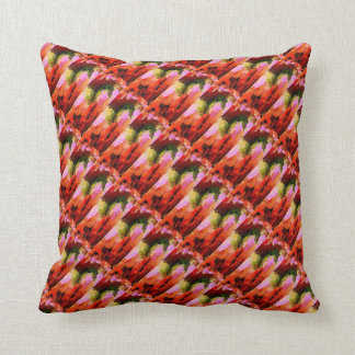 Polyester Throw Pillow for Interior Decoration