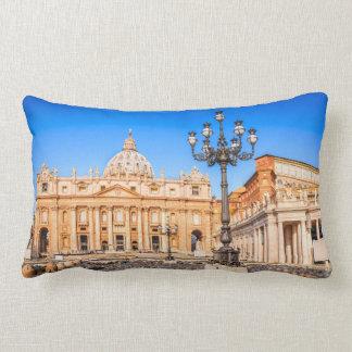 Polyester Throw Pillow, Lumbar Pillow Vatican