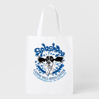 Polyester tote w/services