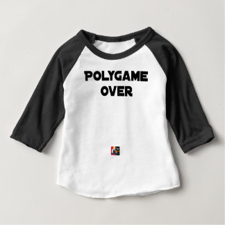 POLYGAMOUS OVER - Word games - François City Baby T-Shirt