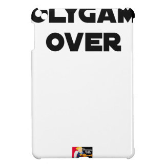 POLYGAMOUS OVER - Word games - François City iPad Mini Covers