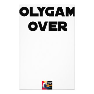 POLYGAMOUS OVER - Word games - François City Stationery