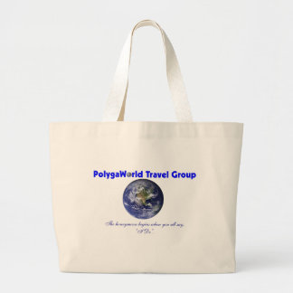 Polygaworld Travel Group beach bag