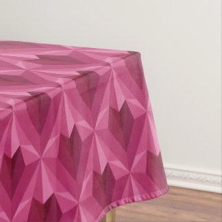 Polygon Heart Tablecloth
