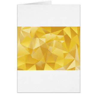 polygon pattern card