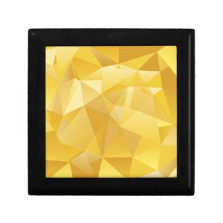 polygon pattern gift box
