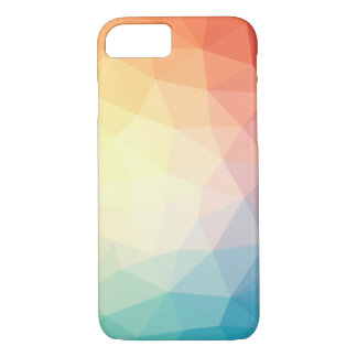 Polygon Pattern - Phone Case