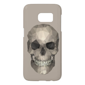Polygons Skull Samsung Galaxy S7 Case