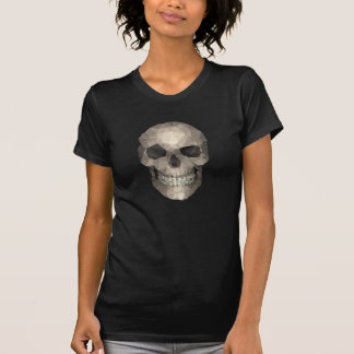 Polygons skull T-Shirt