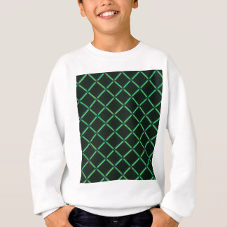 Polylactic acid under the microscope sweatshirt
