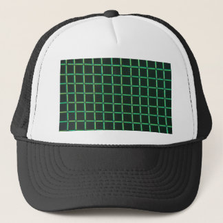 Polylactic acid under the microscope trucker hat