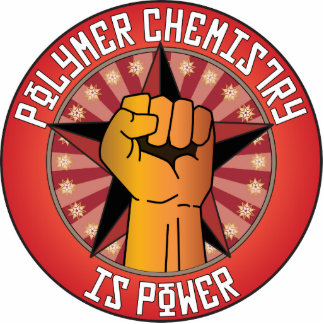 Polymer Chemistry Is Power Photo Cutout