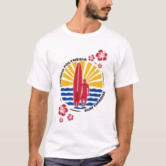 Polynesia Surfing tee-shirt T-Shirt