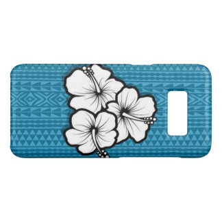 Polynesian design flower Case-Mate samsung galaxy s8 case