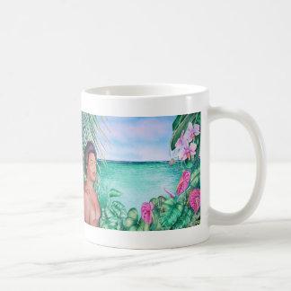 Polynesian in Paradise Coffee Mug