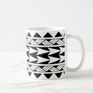Polynesian mug