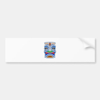 Polynesian Mythology Bumper Sticker