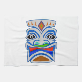 Polynesian Mythology Kitchen Towel