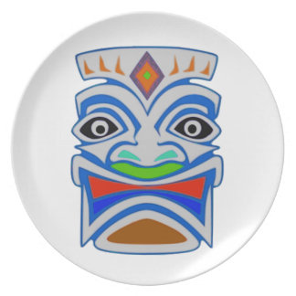 Polynesian Mythology Plate