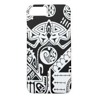 Polynesian tattoo case for iPhone 7