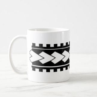 Polynesian Tattoo Designed Mug