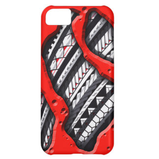 Polynesian tattoo underneath your skin iPhone 5C cover