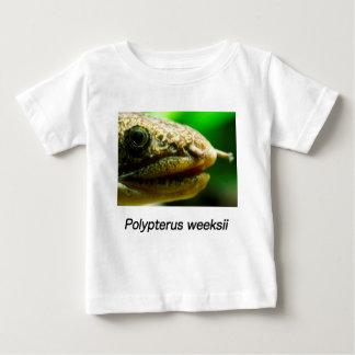 Polypterus weeksii baby T-Shirt
