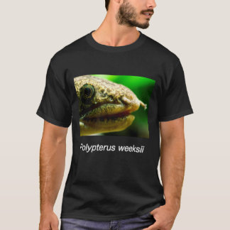 Polypterus weeksii T-Shirt