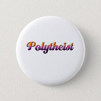 polytheist 2 inch round button