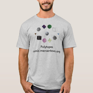 Polytopes Cast T-Shirt
