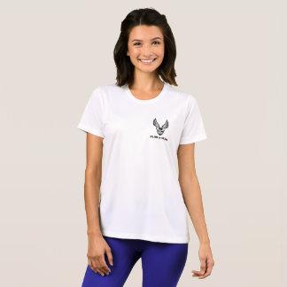 PoM black pocket logo front only T-Shirt