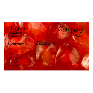 pom Double-Sided standard business cards (Pack of 100)