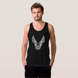 PoM single color dark tank top