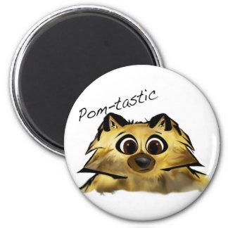 Pom-tastic Magnet
