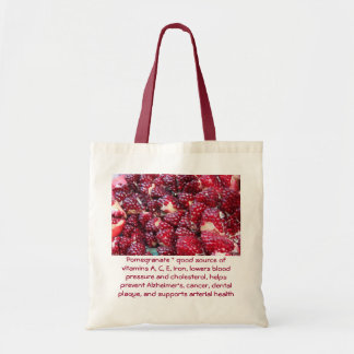 Pomegranate bag