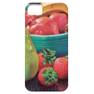 Pomegranate Banana Berry Pear Reflection iPhone 5 Case