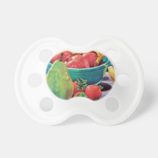 Pomegranate Banana Berry Pear Reflection Pacifier
