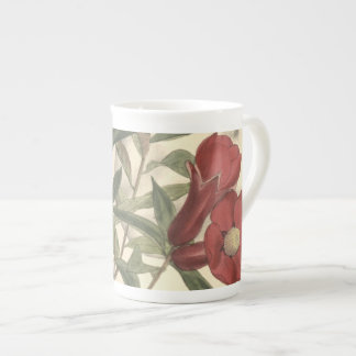 Pomegranate Blossoms Tea Cup
